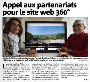 Web 360 article du 05.11.2015